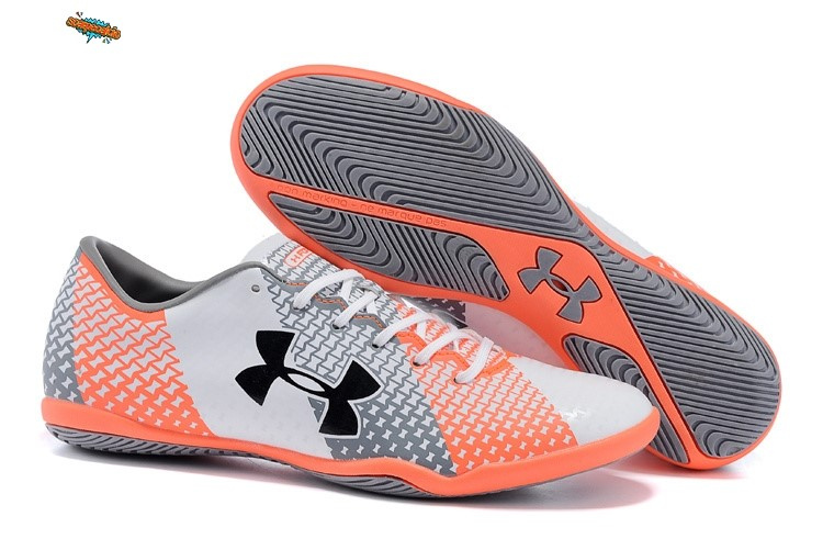 Nuove Under Armour Clutchfit Force IC Grigio Bianco Rosso