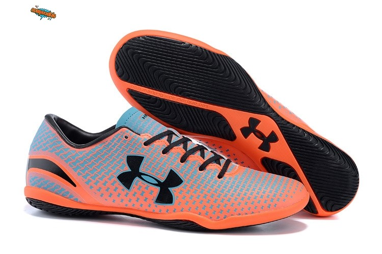 Nuove Under Armour Clutchfit Force IC Nero Grigio Rosso